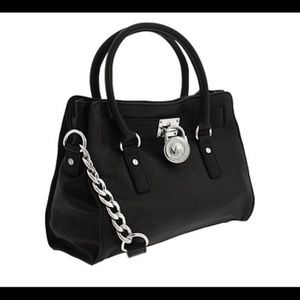 Handbags - ISO Gently Used Micheal Kors Hamilton Bag
